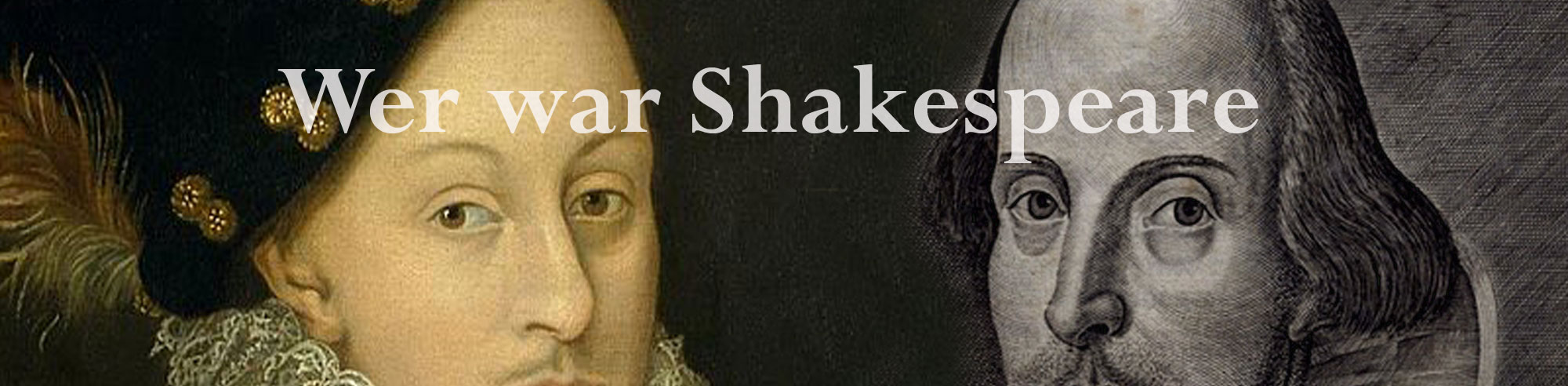 Wer war Shakespeare?